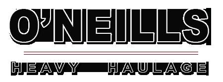 O'Neill's Heavy Haulage Logo